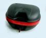 Кофр  (мотобагажник) на 1 шлем, пластиковая площадка.
