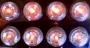 Подсветка светодиодная красная яркая, 6 модулей