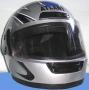 Шлем серебристый (размер М)
