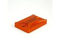 Крышка тормозной машинки Honda оранжевая NCY