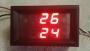 Скутерок-Т2. Прибор с 2 электронными термометрами.