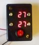 Скутерок-Т2Т. Прибор с 2 электронными термометрами.