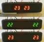 Скутерок-Т2 люкс. Прибор с 2 электронными термометрами.