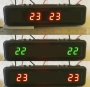 Скутерок-Т2У люкс. Прибор с 2 электронными термометрами.