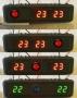 Скутерок-Т2Т люкс. Прибор с 2 электронными термометрами.