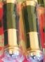 Ручки руля NCY золотистые (копия, производство КНР)