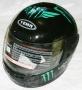 Шлем черный Monster (размер М)
