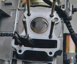 Цилиндр готов к демонтажу...